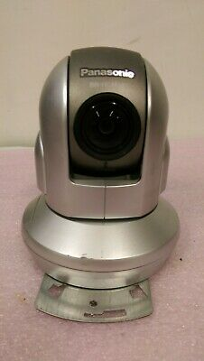 Panasonic Bb-hcm581 Dome Ip Camera W Mounting Bracket Attached -used- Untested