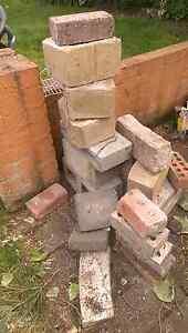 Giveaway various large & medium-sized bricks Summerhill Launceston Area Preview