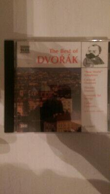 Best Of Dvorak (CD, Naxos (USA / Record