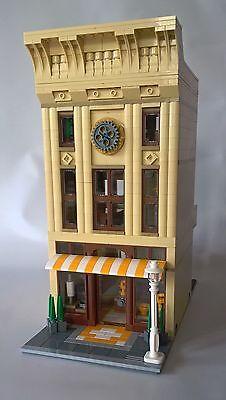 LA CUCINA - LEGO Urban district CUSTOM MODULAR KITCHEN STORE AND OFFICE BUILDING