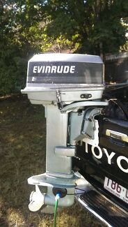 Evinrude 30hp Waterford West Logan Area Preview