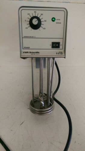 VWR MODEL 1112 SCIENTIFIC PRODUCTS HEATING IMMERSION CIRCULATOR