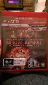Mortal Kombat / Combat komplete / complete edition 9 PS3 Rutherford Maitland Area Preview