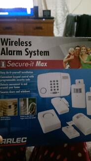 Arlec wireless alarm system Hope Valley Tea Tree Gully Area Preview