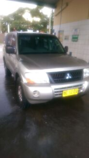 Price dropped - 2004 Mitsubishi Pajero GLX West Ryde Ryde Area Preview