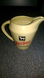 White horse scotch whisky water jug Shortland Newcastle Area Preview