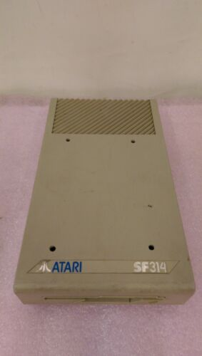 "Atari SF314 External 3.5"" Floppy Disk Drive -Untested-"