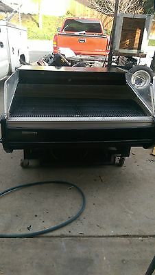 Open Reachin Cooler 48 Wide 115 V Low Clearance Veg.etc 900 Items On E Bay
