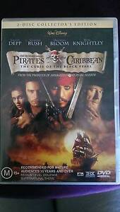 Pirates of the Caribbean 2-disk Collector's Edition Coolbellup Cockburn Area Preview
