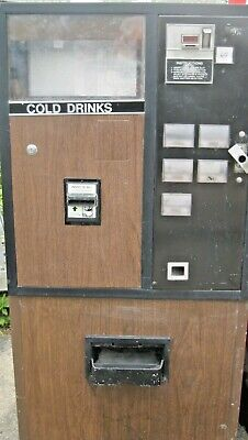 Dixie Narco Soda Canned Drink Vending Machine - Great Price