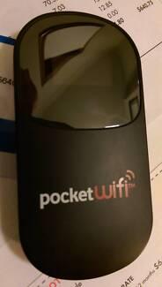 HUAWEI E585 Pocket Wifi (Vodafone) Melbourne Region Preview