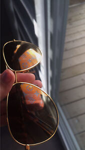 Louis Vuitton Conspiration Pilots sunglasses