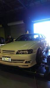 1997 Toyota Chaser Tourer V JZX100 S1 FULLY ENGINEERED Canning Vale Canning Area Preview