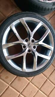 "4x ROH 19"" wheels Ford,  Magna 2 good tyres Como South Perth Area Preview"