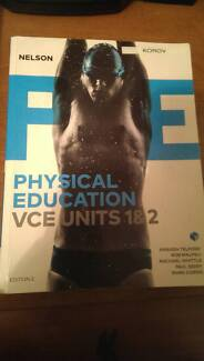 Nelson physical education vce 1 2 in victoria gumtree australia nelson physical education vce units 1 2 edition fandeluxe Choice Image