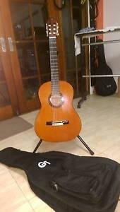 Full size classical nylon string Valencia guitar plus gig bag Springwood Blue Mountains Preview