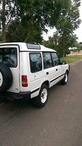 1998 Land Rover Discovery Wagon Gol Gol Murray-Darling Area Preview