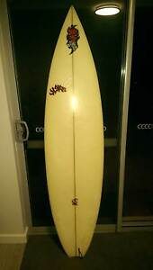 "Vision Surfboard 6'6"" Mandurah Mandurah Area Preview"