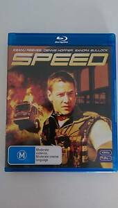 Speed bluray - as new Marrickville Marrickville Area Preview
