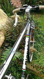 Barely Ridden 2014 Bianchi Pista 5 Gear Modified Fixie Tamarama Eastern Suburbs Preview