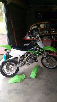 KX85/100 little wheel 2 stroke Pacific Pines Gold Coast City Preview