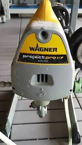 Wagner paint sprayer gumtree australia free local classifieds fandeluxe