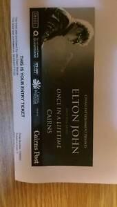 Elton John Concert Cairns Bonogin Gold Coast South Preview