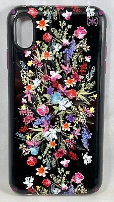 """Used iPhone 10 XS Max Phone Case Speck """"Designed for Impact"""""""