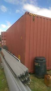 20 foot 9'6 container Gordon Moorabool Area Preview