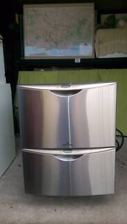 Fisher Paykel Double Dishdrawer Dishwasher Stainless Steel DD603