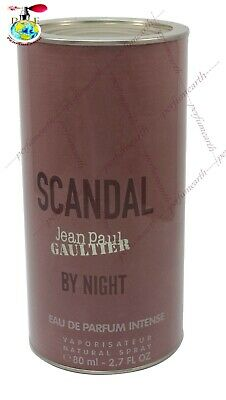 Jean Paul Gaultier Scandal By Night Edp Spray 2.7oz/80 ml For Women New In Can