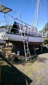 28 ft Hartley sailing yacht Ballina Ballina Area Preview