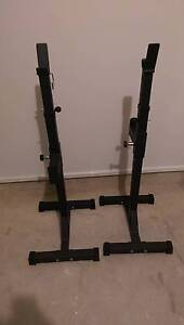 Cross Fit Squat Rack adjustable Appin Wollondilly Area Preview