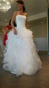 Pronovias Wedding Dress Cleveland Redland Area Preview