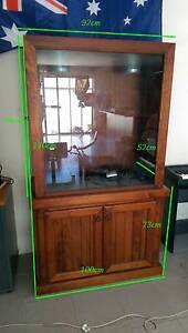 Snake frog or reptile enclosure cabinet Butler Wanneroo Area Preview