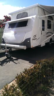 Jayco discovery poptop as new condition Kangaroo Flat Bendigo City Preview