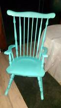 Wood Rocking Chair Ferntree Gully Knox Area Preview