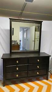 DRESSING TABLE WITH  2 x BEDSIDE-DRAWERS Upper Coomera Gold Coast North Preview