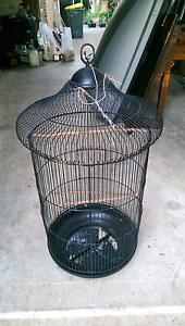Large round bird cage Athelstone Campbelltown Area Preview