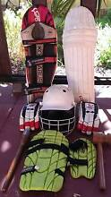 Top notch Cricket gear set Northam Northam Area Preview