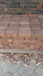 Red Brick Pavers Modbury Heights Tea Tree Gully Area Preview