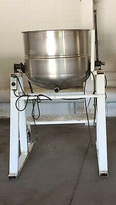 Groenwelbilt 80 Gallon Tilting Steam Jacketed Commercial Soup Steam Kettle