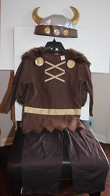Gymboree Boys Viking Halloween Costume Helmet Size 5/6