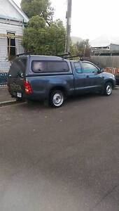2009 Toyota Hilux swap/trade South Yarra Stonnington Area Preview