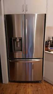 Good Home Wanted for LG 615L  French Door Fridge Lorn Maitland Area Preview