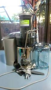breville juicer Greenfields Mandurah Area Preview