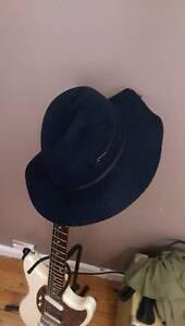 Topman Mens Navy Floppy Hat with Zipper (OSFA) Campbelltown Campbelltown Area Preview