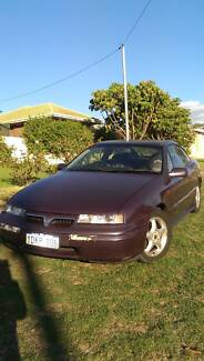 1996 Holden Calibra Coupe