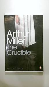 The Crucible Underwood Logan Area Preview