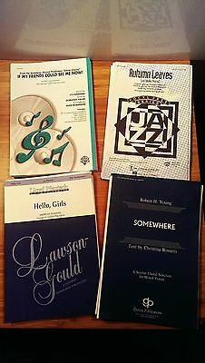 Sheet Music & Song Books - Ttbb